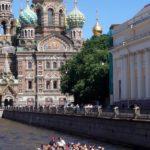 Sankt Petersburg wycieczka 9 dni