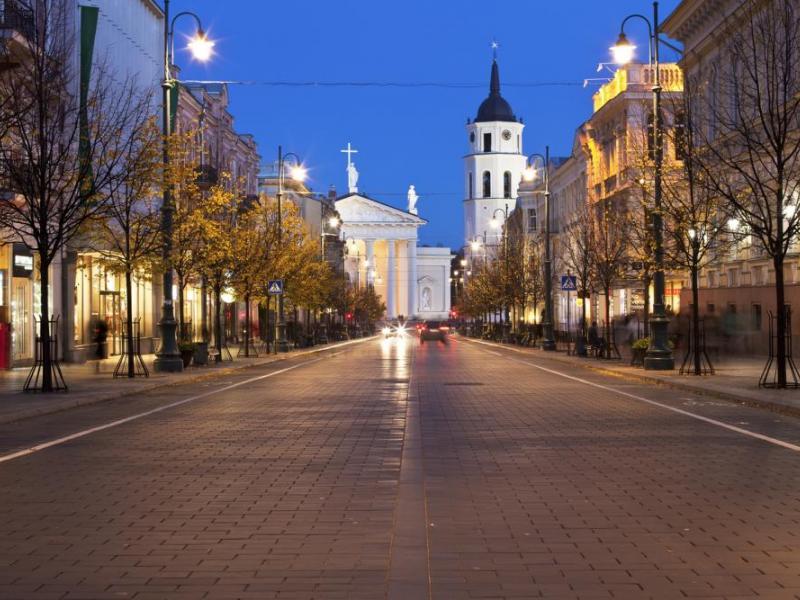 Wycieczka do Wilna, 4 dni
